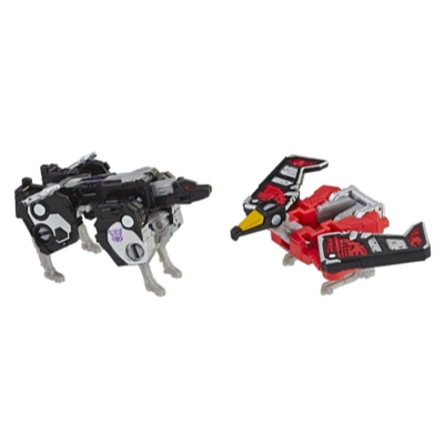 Transformers Toys Generations War for Cybertron: Siege Micromaster WFC-S18 Soundwave Spy Patrol 2-pack Action Figure - Adults and Kids Ages 8 and Up, 1.5-inch Product