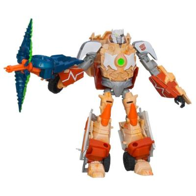 Transformers Beast Hunters Deluxe Class Autobot Ratchet Figure