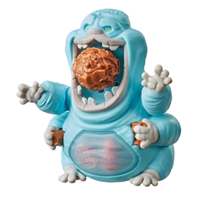 Ghostbusters Fright Feature Muncher Ghost Figure with Fright Features, Toys for Kids Ages 4 and Up