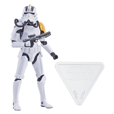 Star Wars The Black Series 6-inch Imperial Jumptrooper Exclusive Figure