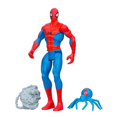 Marvel Ultimate Spider-Man Crime-Fightin' Spider-Man Figure