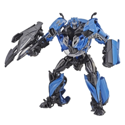 Transformers Studio Series 23 Deluxe Class Movie 4 KSI Sentry