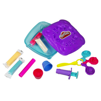 PLAY-DOH SWEET CREATIONS Favorite Food Kit