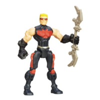 Marvel Super Hero Mashers Marvel's Hawkeye Figure