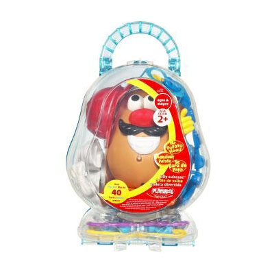 Mr potato head playskool mr potato head silly suitcase