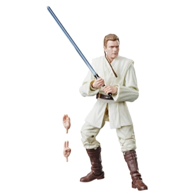 STAR WARS THE BLACK SERIES EPISODE I THE PHANTOM MENACE 20TH ANNIVERSARY DUEL OF THE FATES OBI-WAN KENOBI ACTION FIGURE