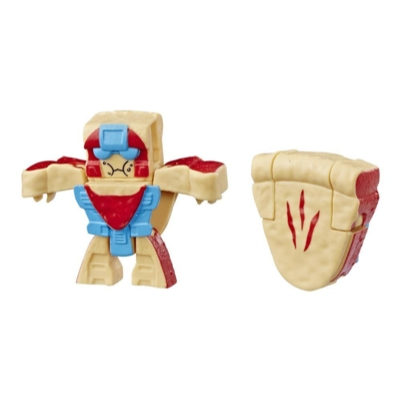 Transformers BotBots Toys Bakery Bytes Mystery 5-Pack Series 1 -- Collectible Color Change Figures! Product
