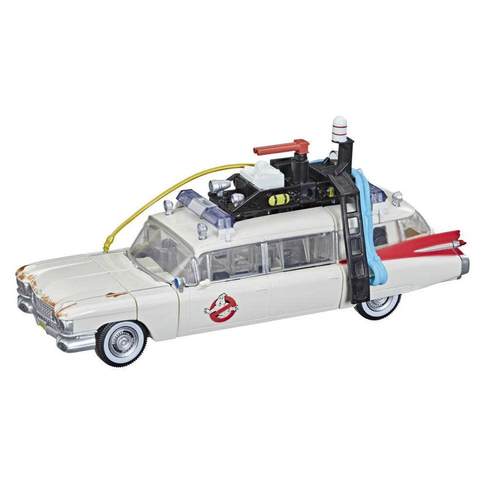 Transformers Toys Generations, Transformers Collaborative Ghostbusters: Afterlife Ecto-1 Ectotron Converting 7-inch Toy