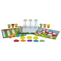 Play-Doh Shape and Learn Make and Measure