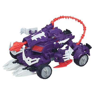 Transformers Construct-Bots Elite Class Shockwave Buildable Action Figure