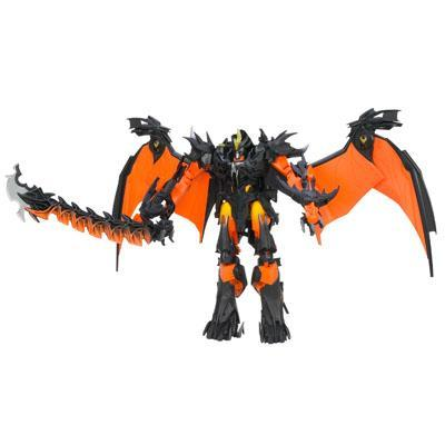 Transformers Beast Hunters Beast Fire Predaking Figure