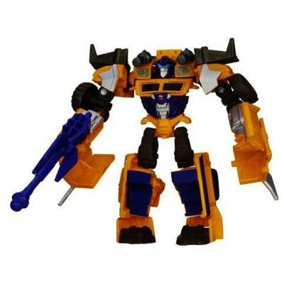 Transformers Prime Beast Hunters Commander Class Huffer Figure