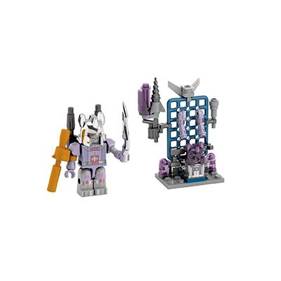 KRE-O Transformers Custom KREON Galvatron Set
