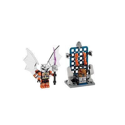 KRE-O Transformers Custom KREON Predaking Set