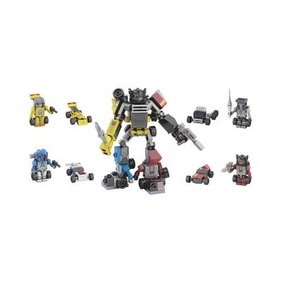 KRE-O Transformers Micro-Changers Combiners Menasor Set