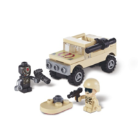 KRE-O CityVille Invasion 4-Wheel Lift Set