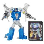 Transformers Generations Titans Return Titan Master Xort and Highbrow