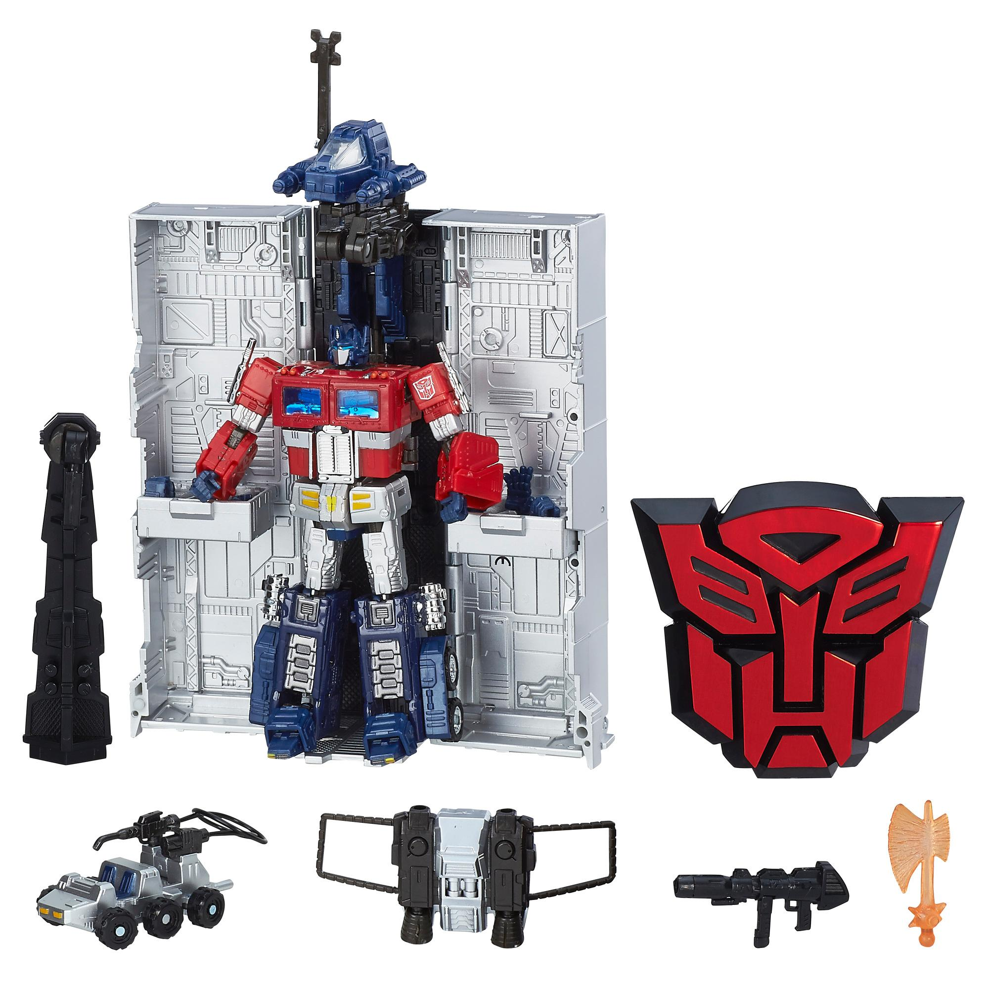 Transformers Generations Platinum Edition Optimus Prime Year of the Rooster