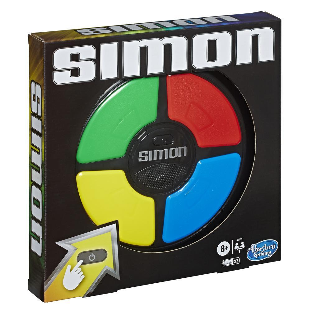 Simon Game for Kids Ages 8 and Up