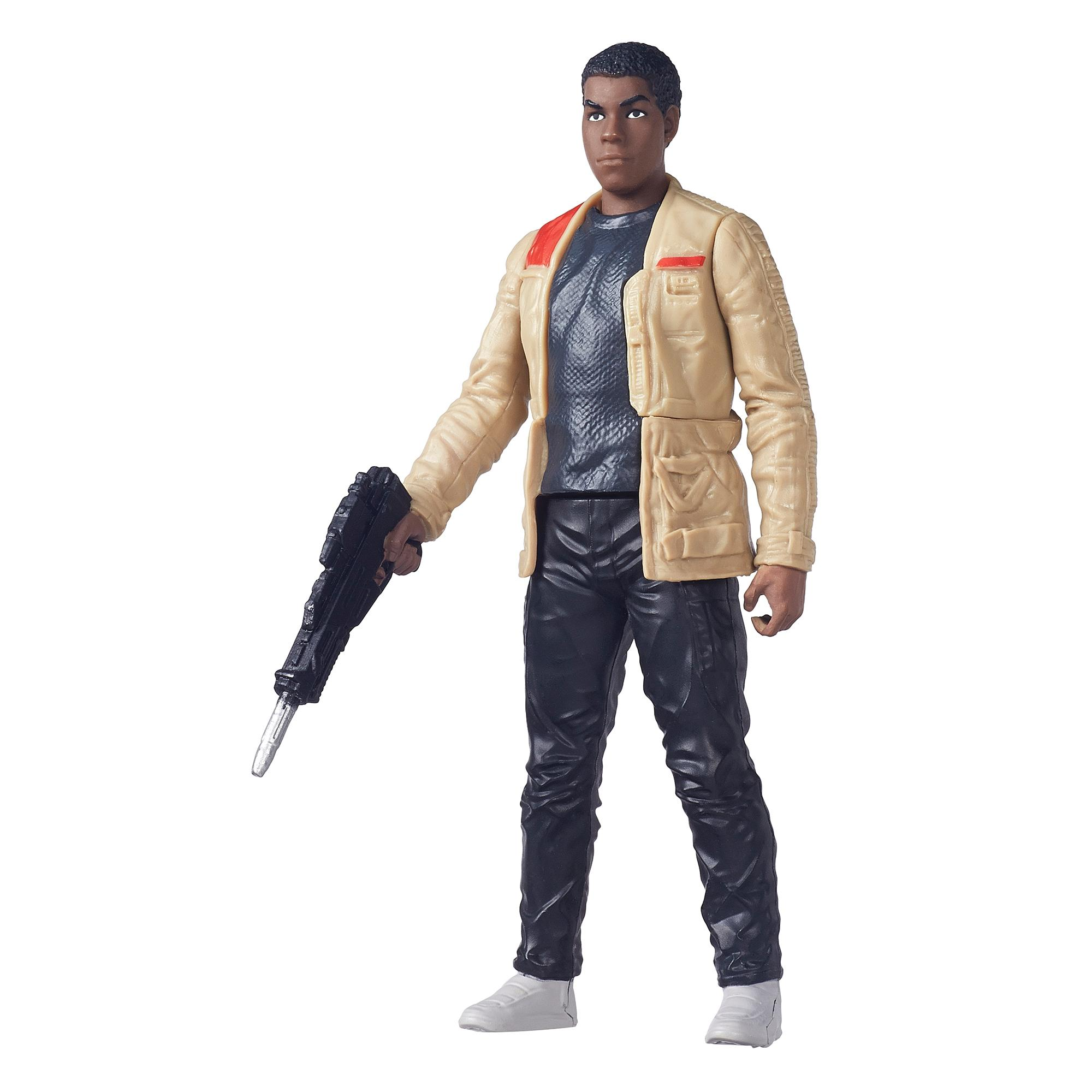 Star Wars The Force Awakens 6-Inch Resistance Finn (Jakku)