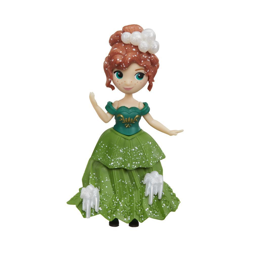 Disney Frozen Little Kingdom Anna with Snow Inspired Snap-ins Pieces