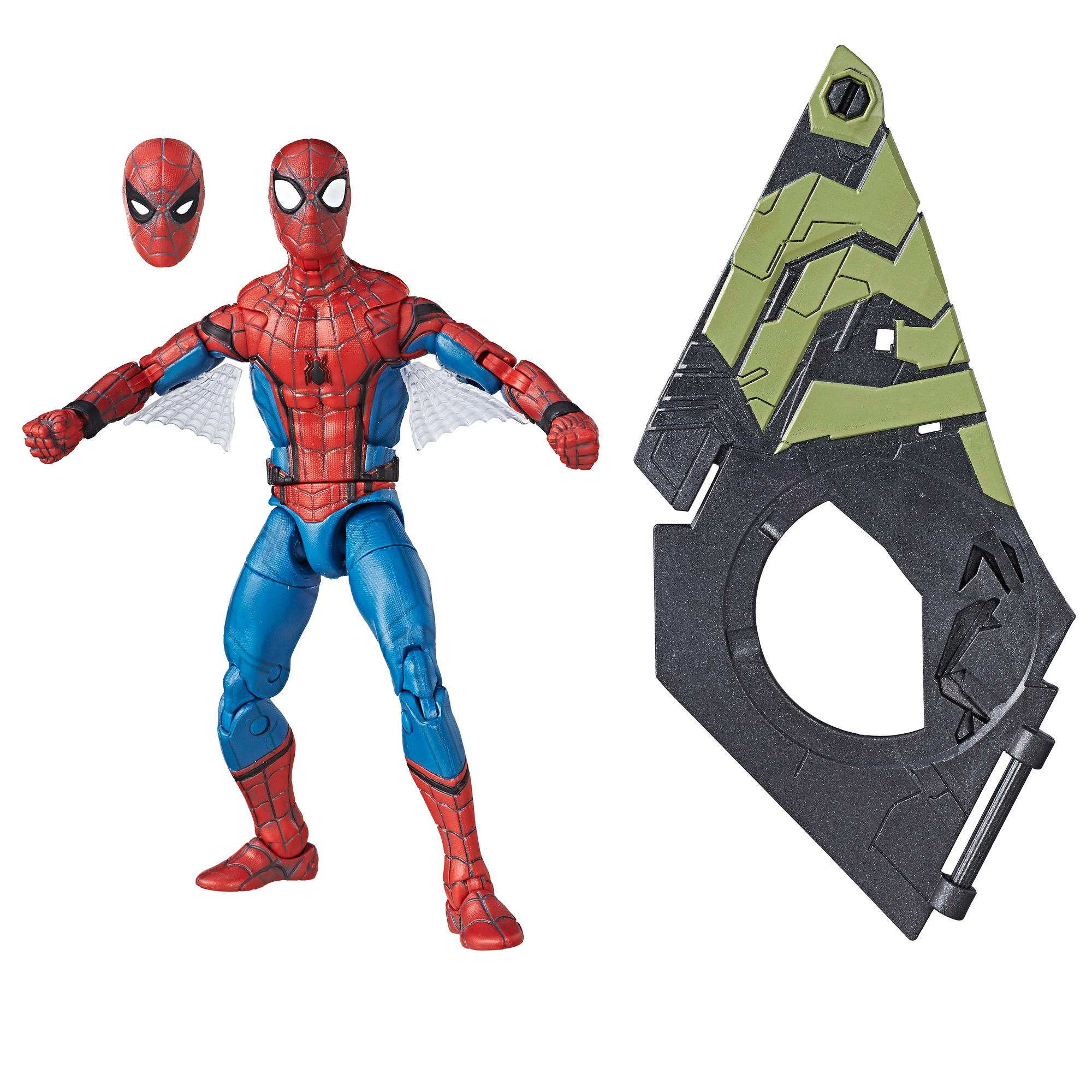 Marvel Spider-Man 6-inch Legends Series Spider-Man