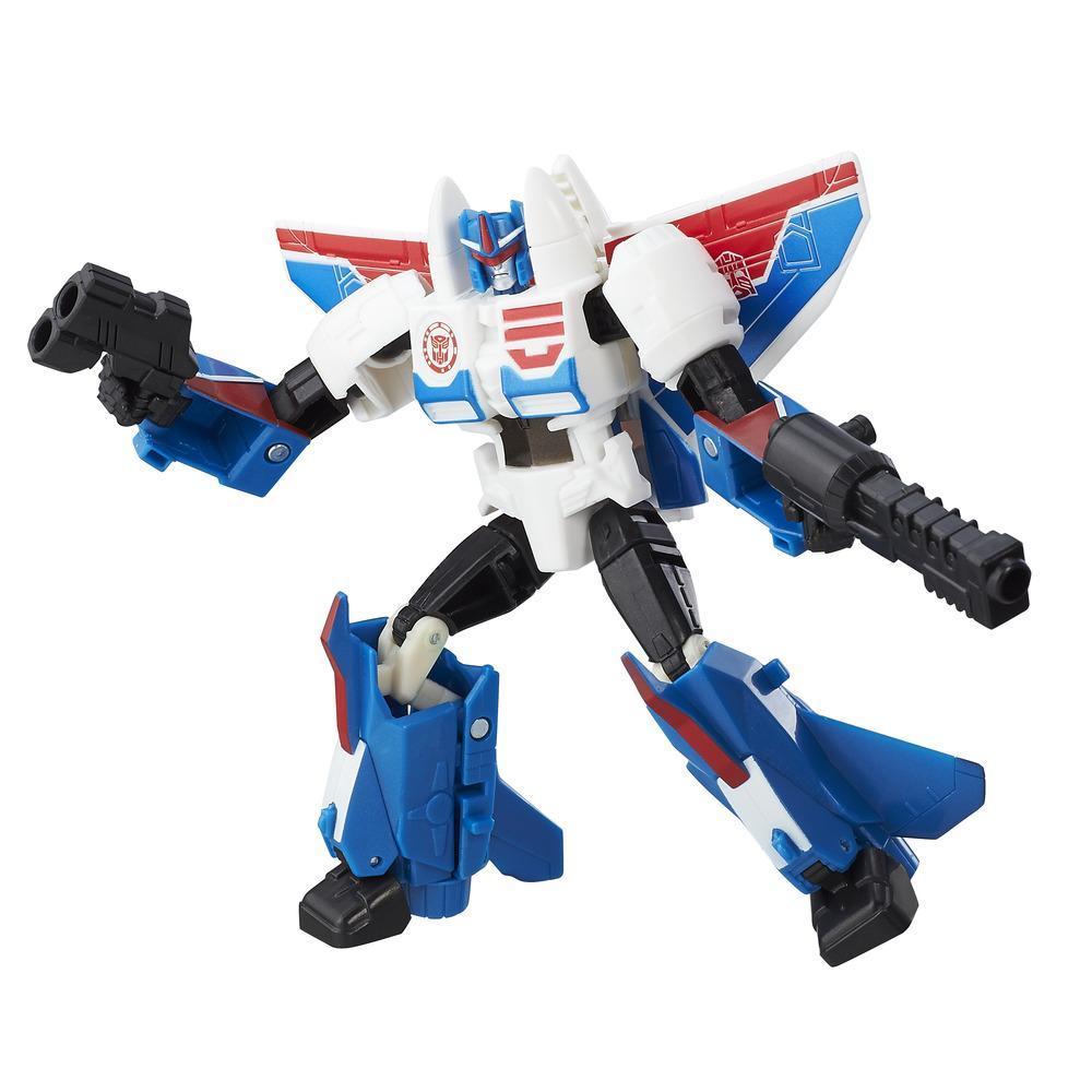 Transformers RID Combiner Force Warriors Class Stormshot
