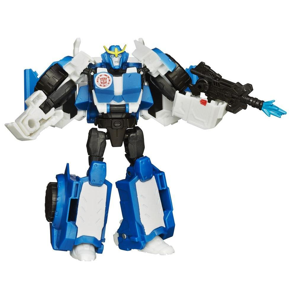 Transformers Robots in Disguise Warrior Class Strongarm Figure