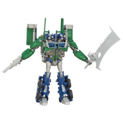 Transformers Prime Beast Hunters Battlemaster Class Beast Tracker Optimus Prime Figure