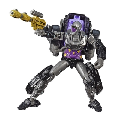Transformers Generations Selects Deluxe WFC-GS07 Nightbird