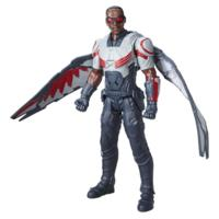 Marvel Titan Hero Series Marvel's Falcon Electronic Figure