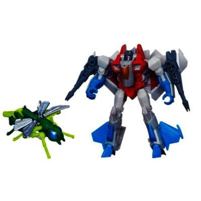 Transformers Generations Legends Class Starscream and Waspinator Figures