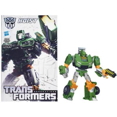 Transformers Generations Deluxe Class Hoist Figure