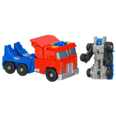 Transformers Generations Legends Class Optimus Prime & Autobot Roller Figures