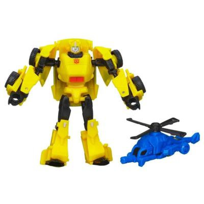 Transformers Generations Legends Class Bumblebee & Blazemaster Figures