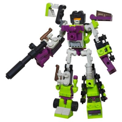 Kre-O Transformers Micro-Changers Combiners Constructicon Devastator Set
