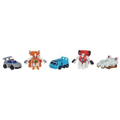 Transformers Bot Shots Protectobots Pack