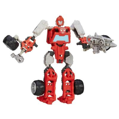 Transformers Construct-Bots Scout Class Ironhide Buildable Action Figure