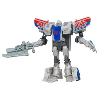 Transformers Beast Hunters Legion Class Smokescreen Stealth Fighter Figure