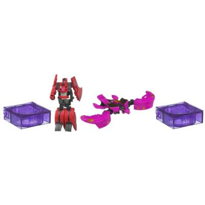 TRANSFORMERS Generations FALL OF CYBERTRON RATBAT & DECEPTICON FRENZY 2-Pack