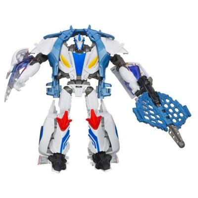 Transformers Beast Hunters Deluxe Class Smokescreen Figure