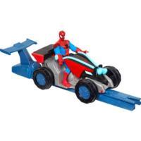 Marvel Ultimate Spider-Man Power Webs ATV Racer Vehicle