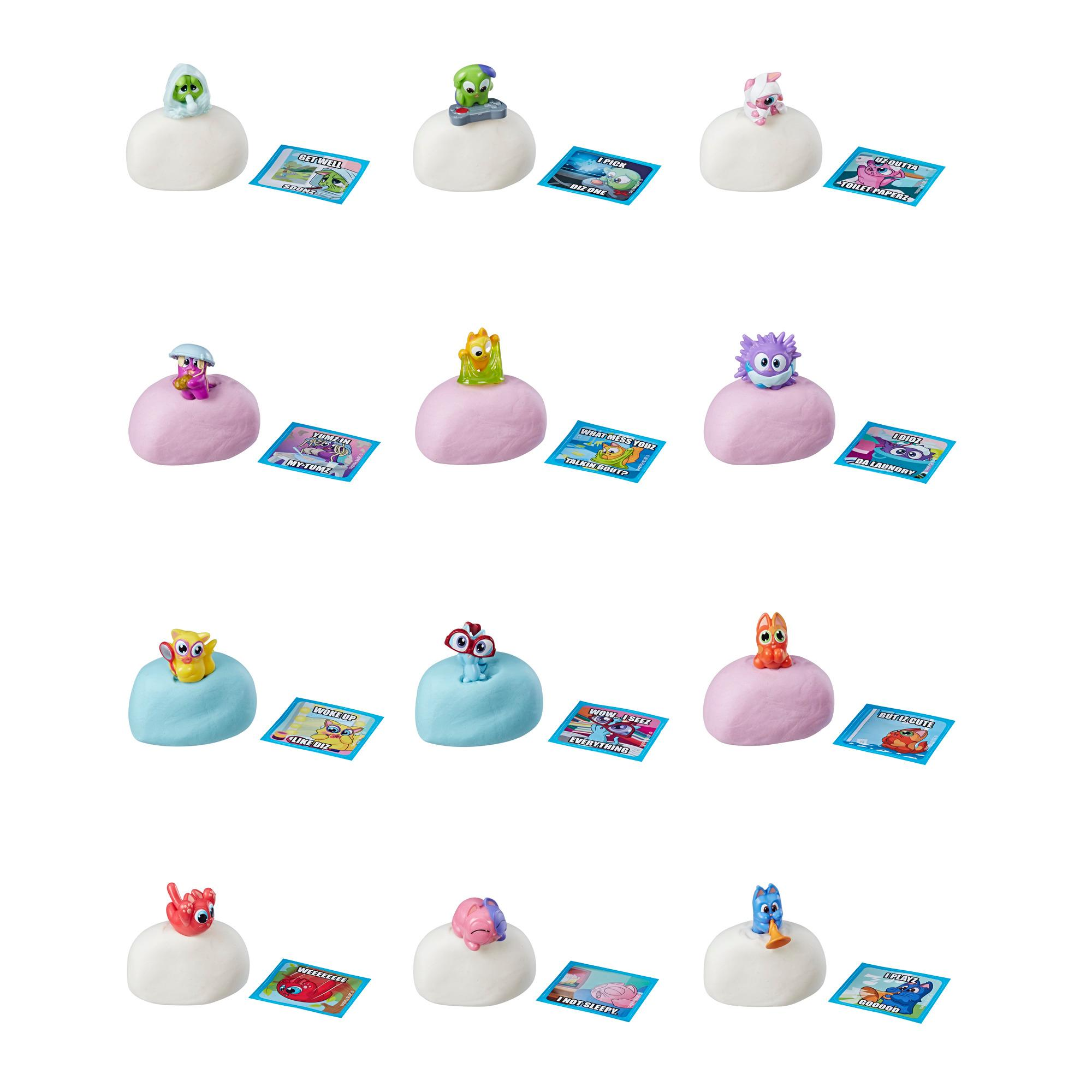Itty Bitty Lost Kitties Kitty Figure, 36 to collect by early 2019, Ages 5 and Up