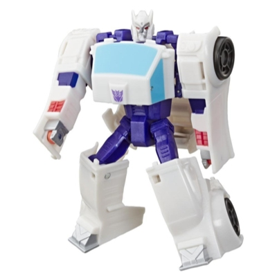 Transformers Toys Cyberverse Action Attackers Warrior Class Deadlock Action Figure Product