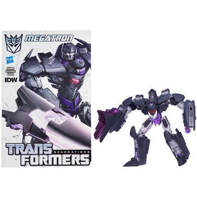 Transformers Generations Deluxe Class Megatron Figure