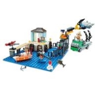 Kre-O CityVille Invasion Marina Madness Construction Set