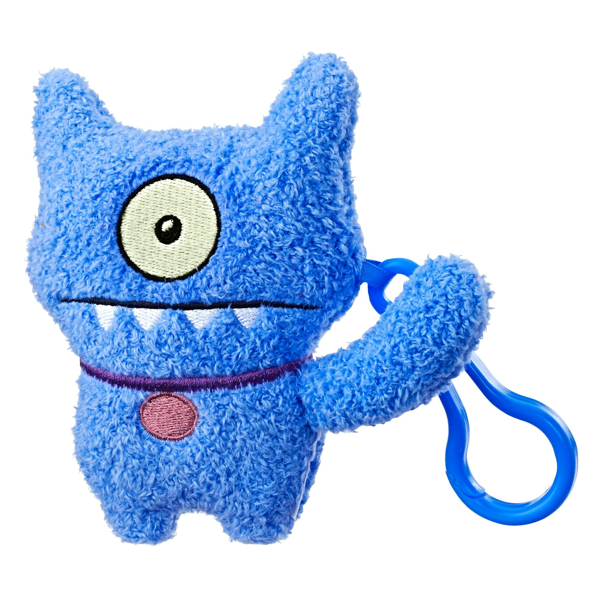 UglyDolls Ugly Dog To-Go Stuffed Plush Toy, 5 inches tall