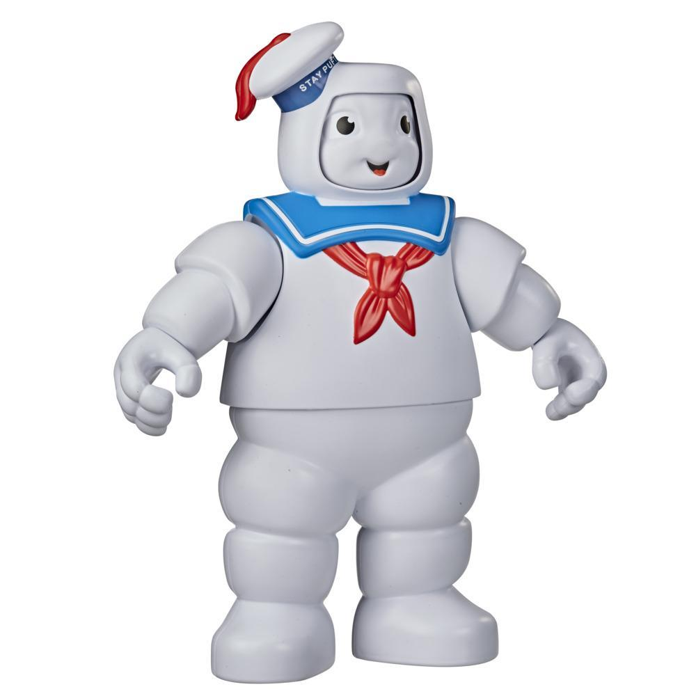 Playskool Heroes Ghostbusters Stay Puft Marshmallow Man 10-Inch-Scale Action Figure, Toys for Kids Ages 3 and Up
