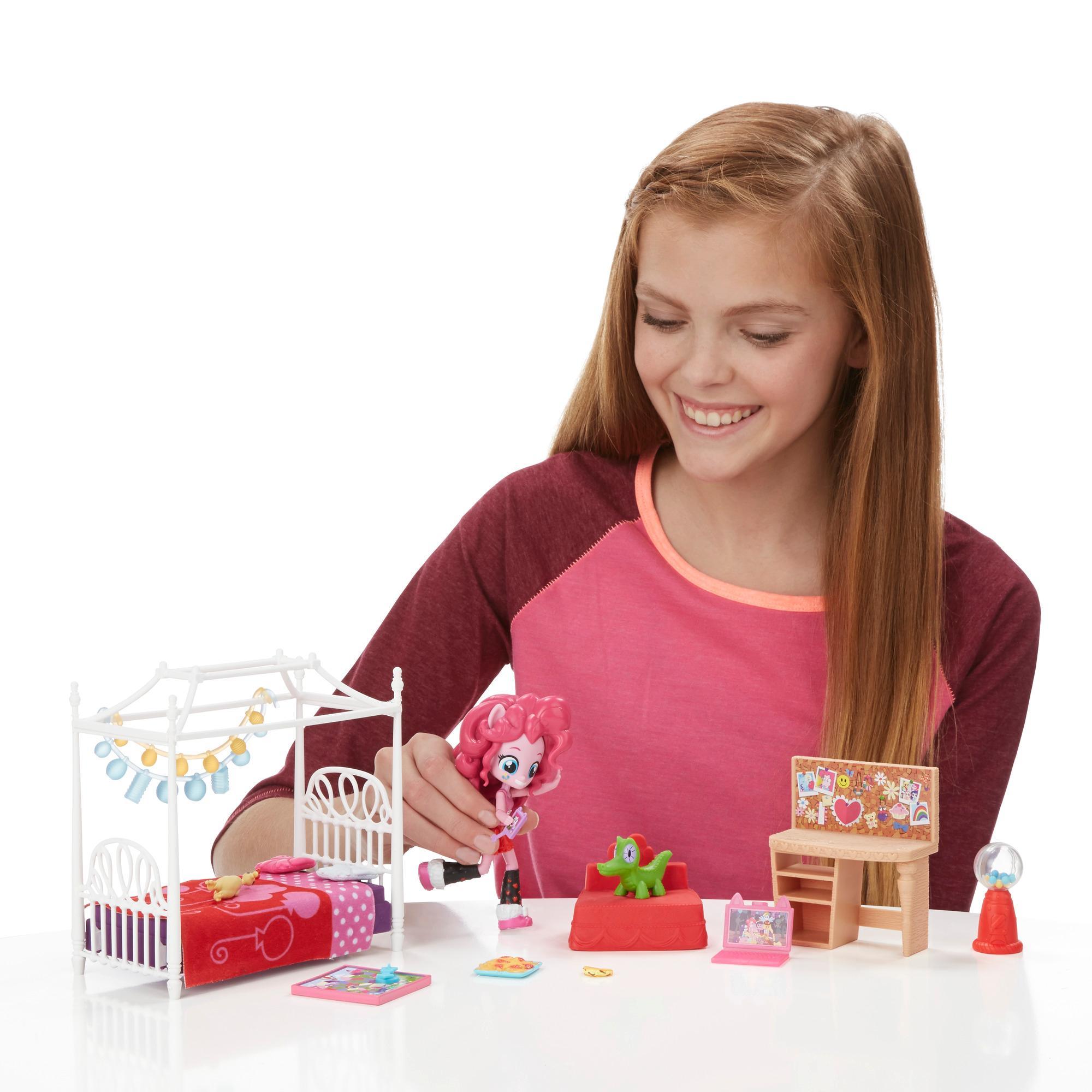 My Little Pony My Little Pony Equestria Girls Minis Pinkie Pie