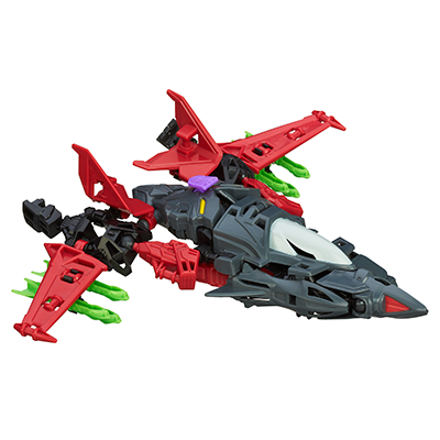 Transformers Construct-Bots Scout Class Ripclaw Buildable Action Figure